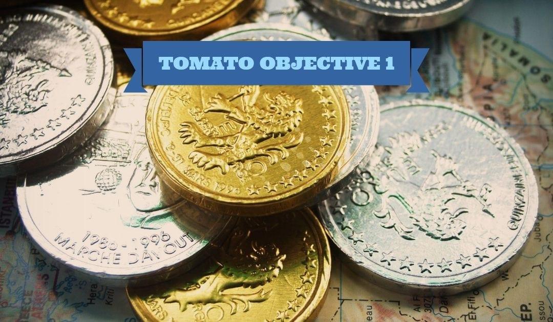 TOMATO Objective 01