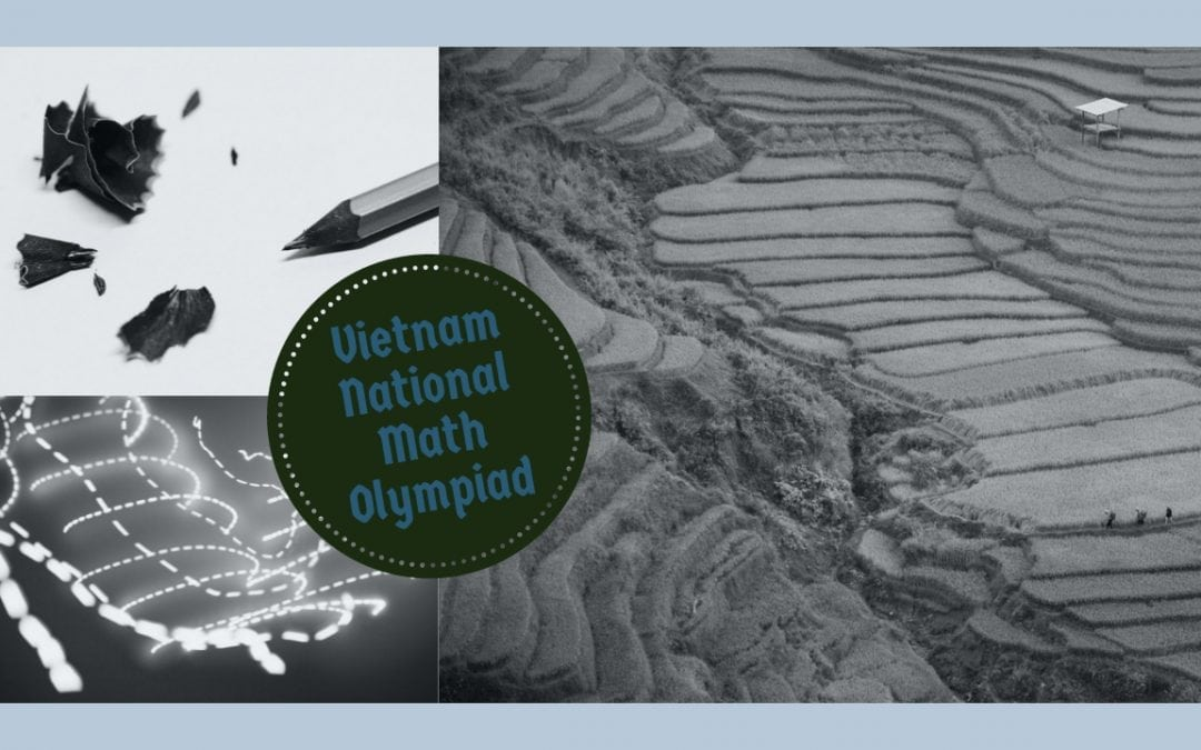Vietnam National Math Olympiad