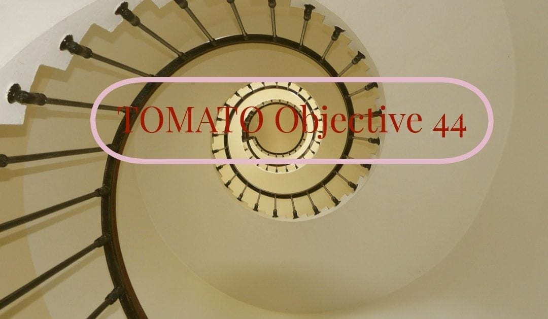 TOMATO Objective 44