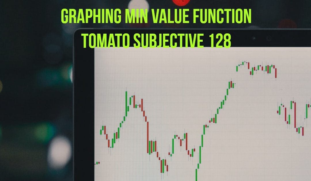 Test of Mathematics Solution Subjective 128 – Graphing min value function