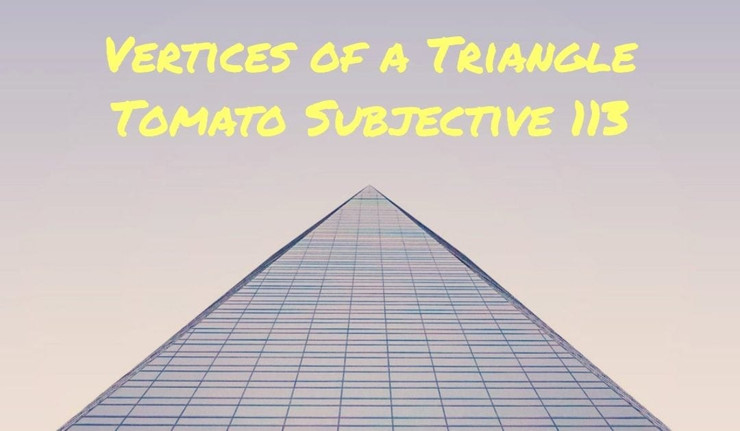 Test of Mathematics Solution Subjective 113 – Vertices of a Triangle