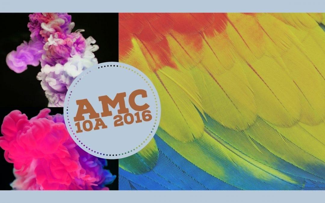 AMC 10A 2016