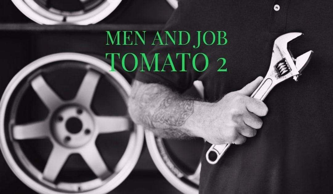 Men and Job (Tomato 2)