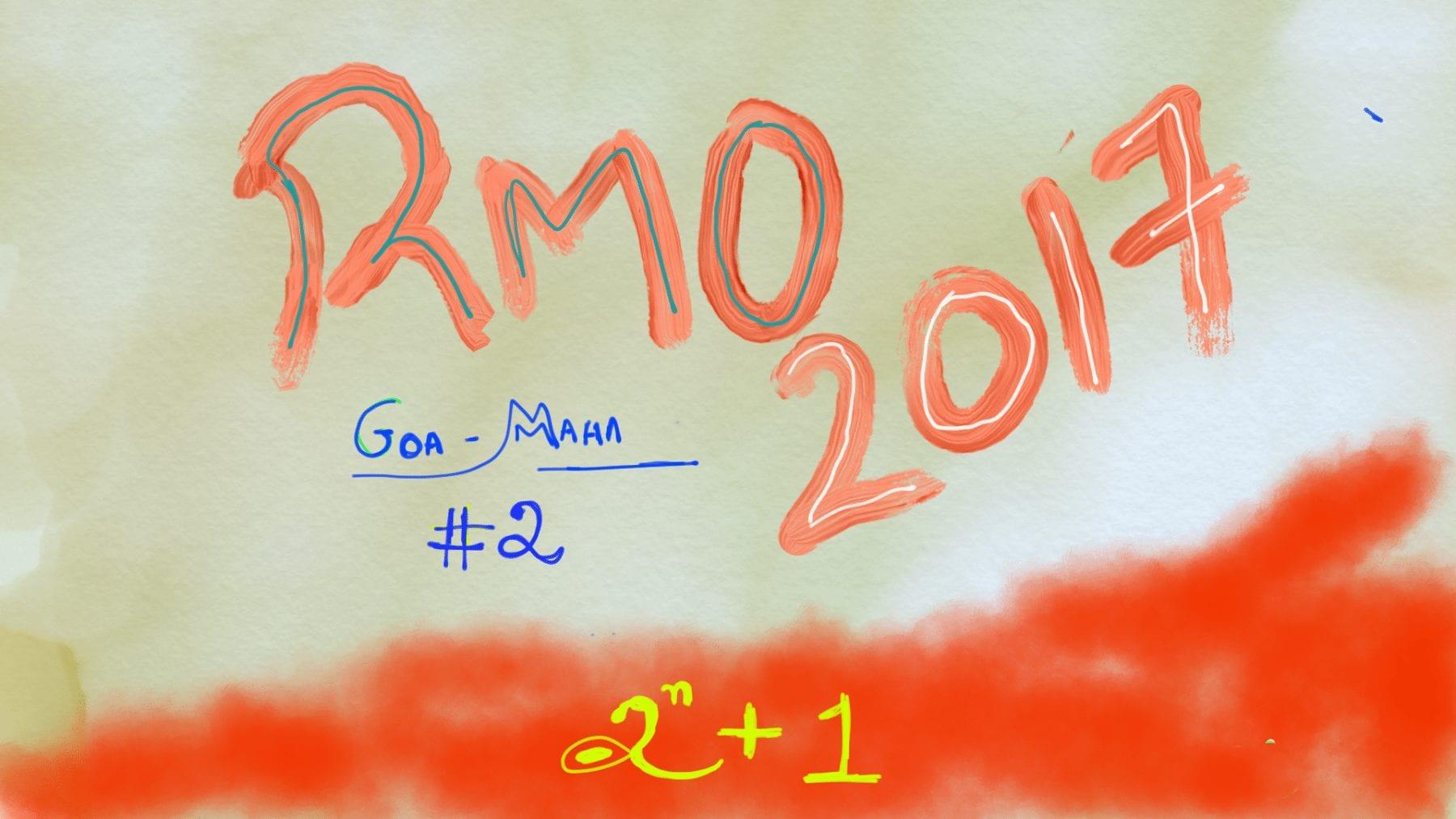 Almost Mersenne Primes (RMO 2017 Problem 2 India Goa Region Part 1)