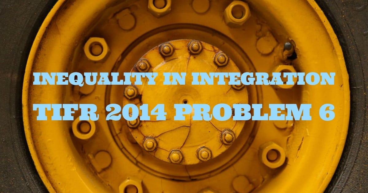 TIFR 2014 Problem 6 Solution