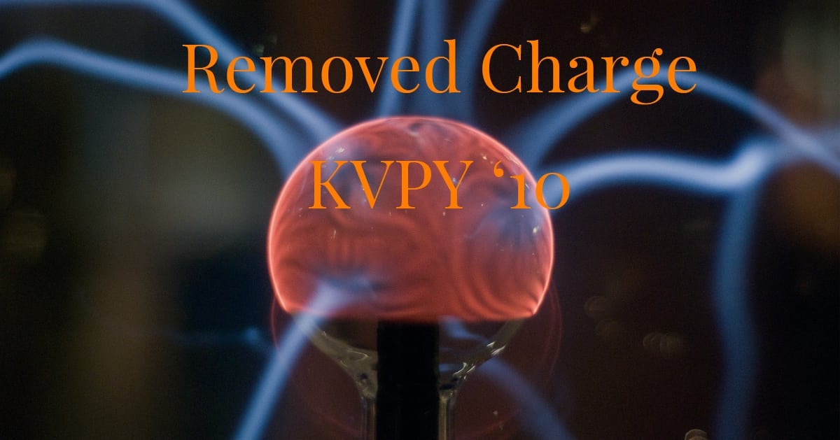 Removed Charge