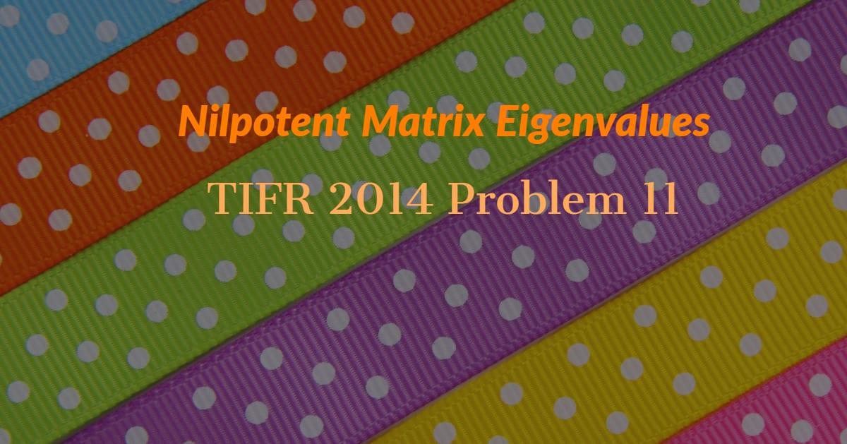 TIFR 2014 Problem 11 Solution