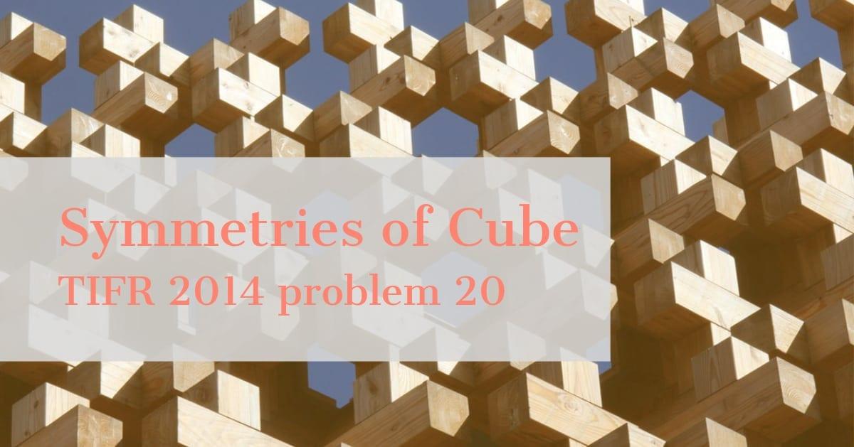 TIFR 2014 Problem 20 Solution