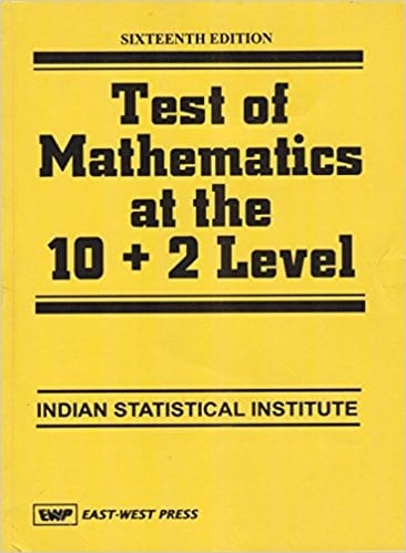 Test of mathematics at 10+2 level