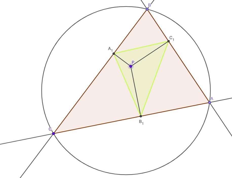 Pedal Triangle