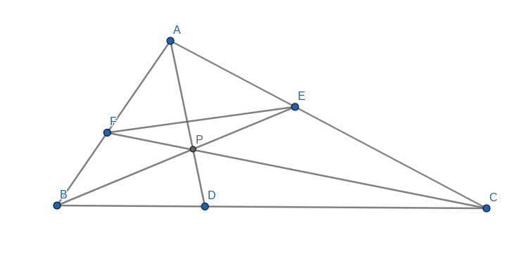 Bicentric quadrilaterals inside a triangle
