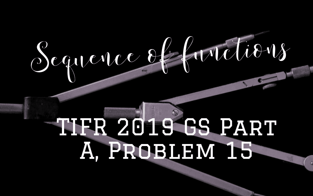 Uniform Covergence:TIFR 2019 GS Part A, Problem 15