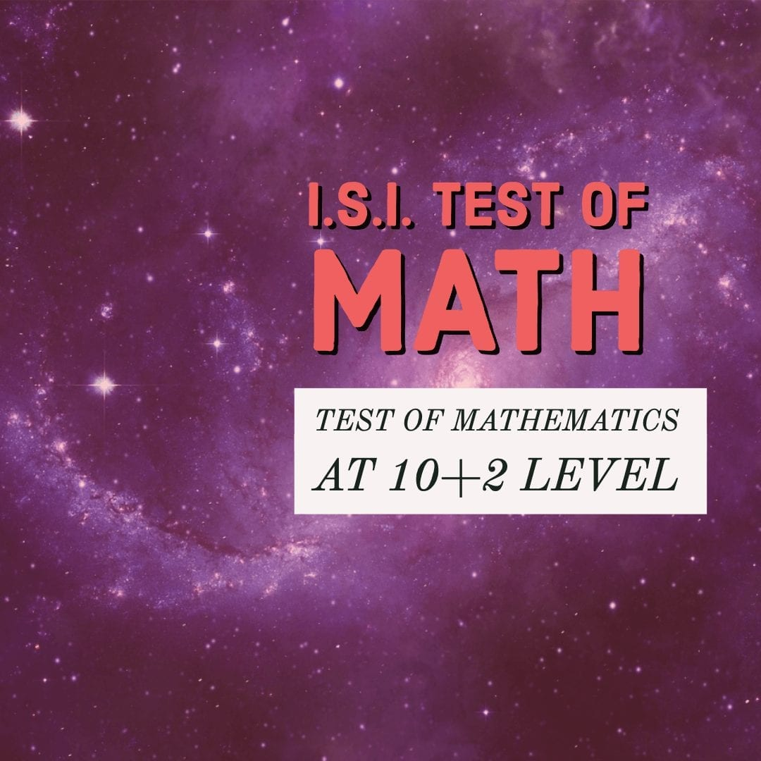 ISI Test of Mathematics