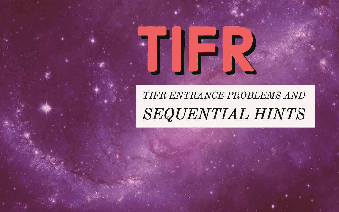 TIFR (Tata Institute of Fundamental Research)