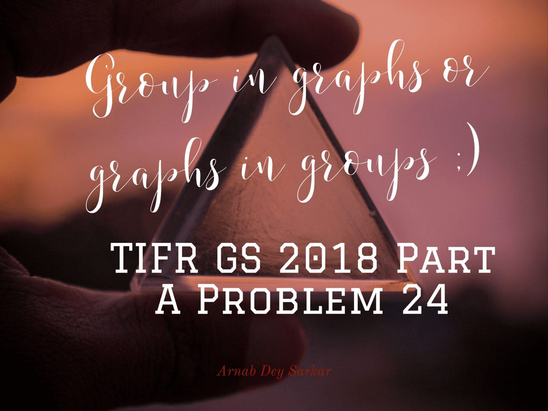Graphs in Groups