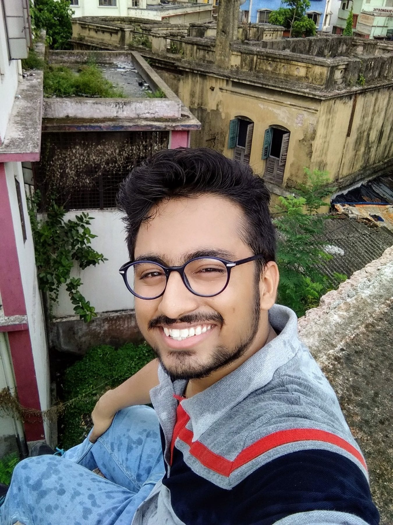Srijit Mukherjee