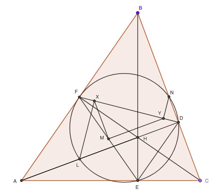 RMO 2019 Problem 5 circle