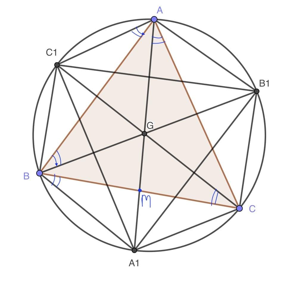 RMO 2019 Problem 5 equal angles