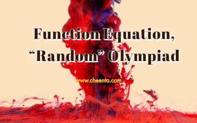 Polynomial Functional Equation – Random Olympiad Problem