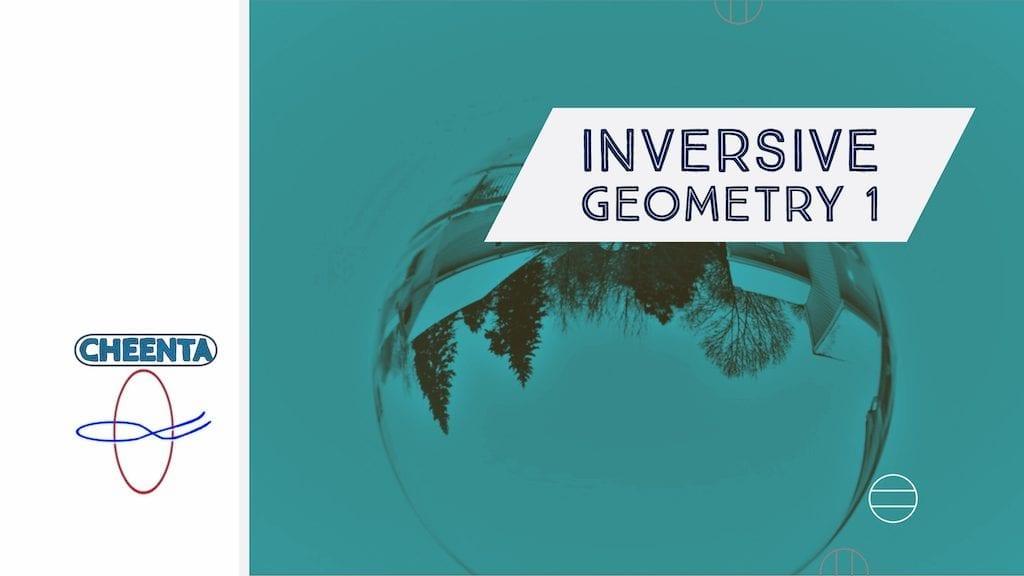 Inversive Geometry for Math Olympiad