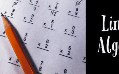 Linear Algebra total recall (Open Seminar)