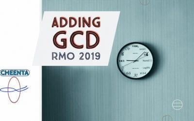 RMO 2019 (Maharashtra Goa) Adding GCDs