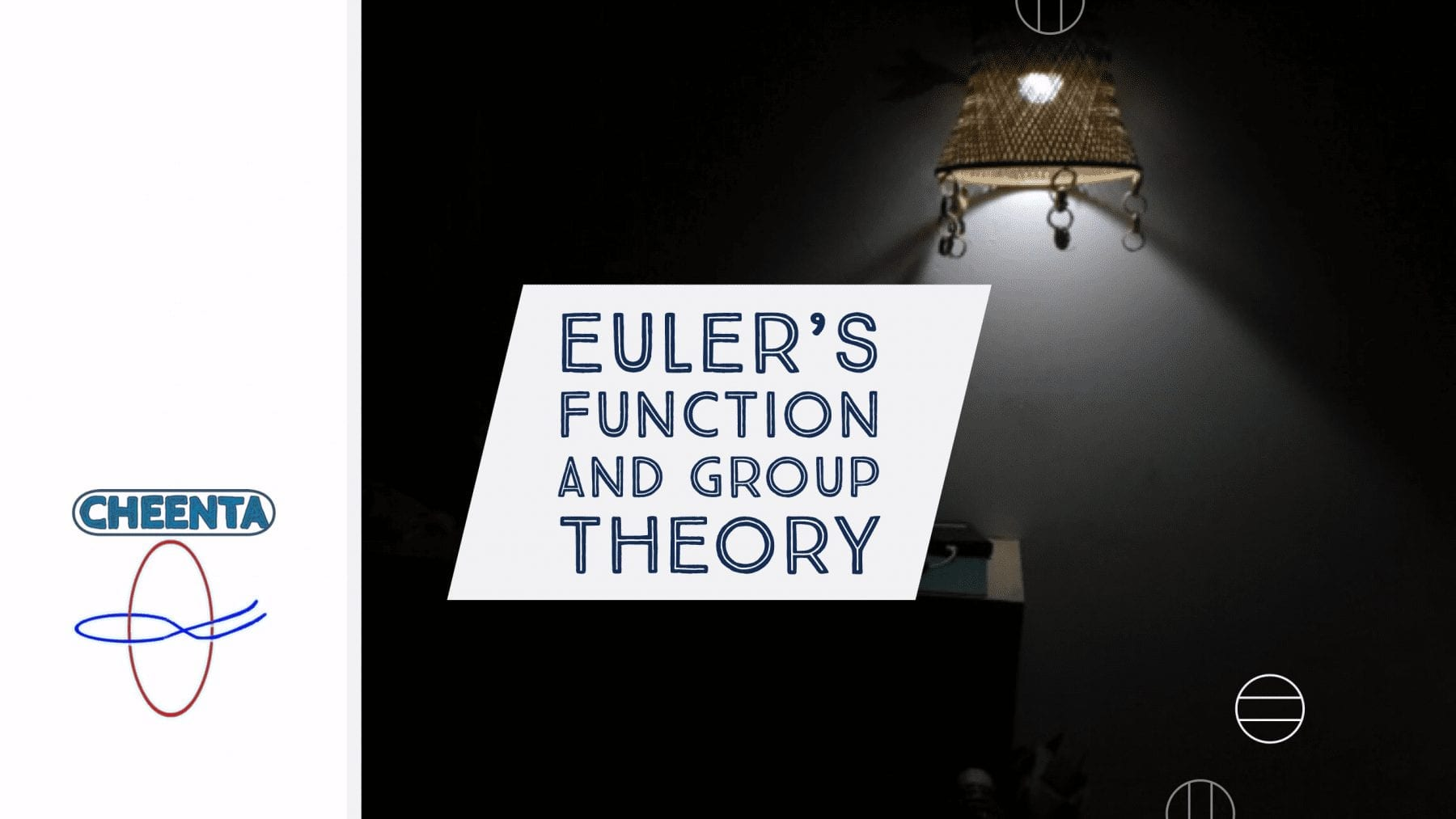 Euler's Totient Function and Group Theory