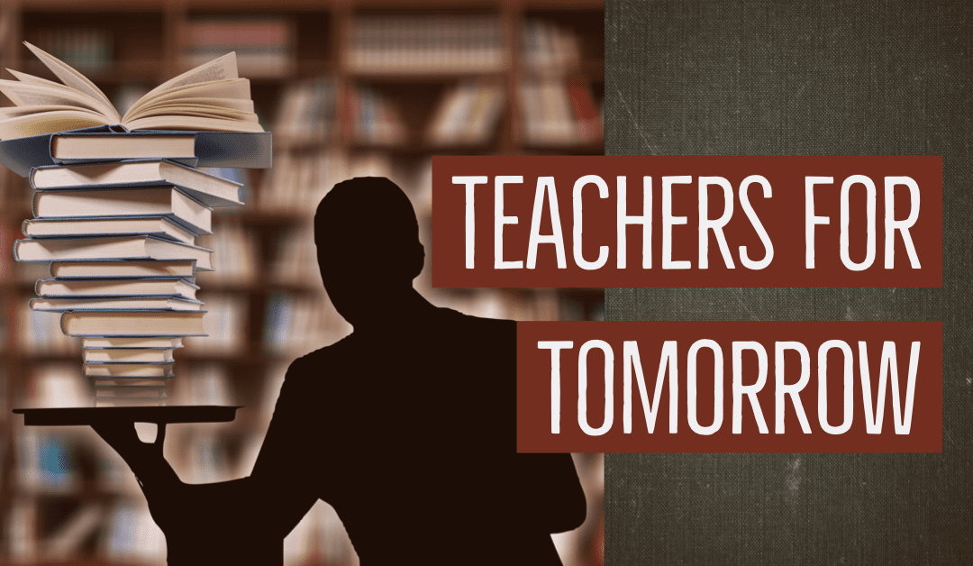 Teachers for Tomorrow – Day 1