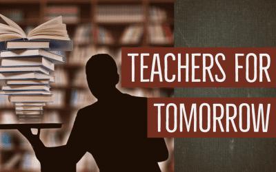 Teachers for Tomorrow – Day 1