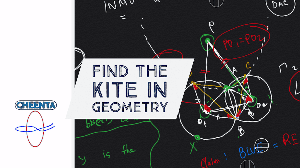Kites in Geometry | INMO 2020 Problem 1