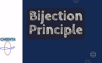 Bijection Principle from I.S.I. Entrance