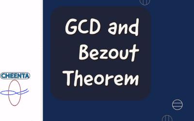 GCD and Bezout Theorem