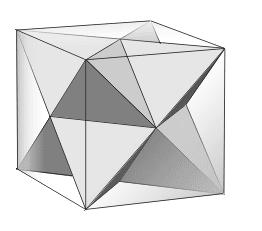 Tetrahedron Problem