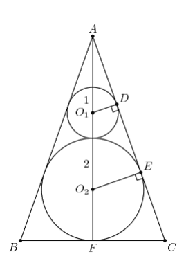 Area of Triangle - figure