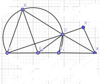 Acute angled Triangle problem