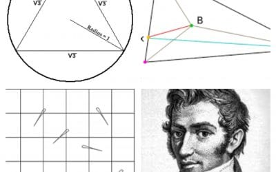 Some Classical Problems And Paradoxes In Geometric Probability||Cheenta Probability Series