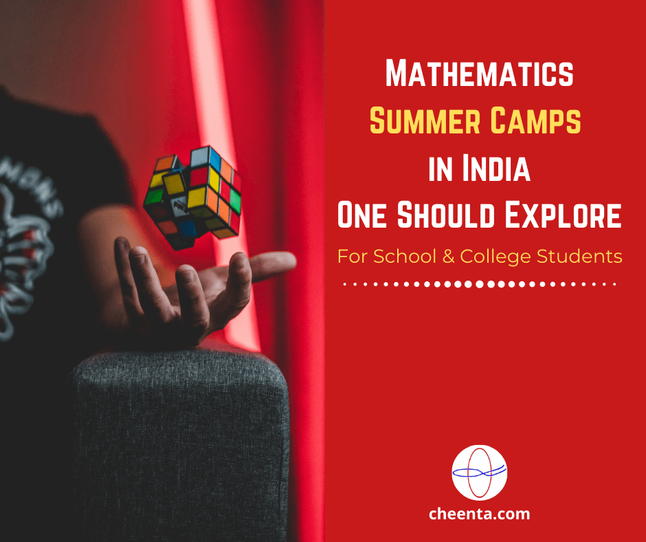 mathematics summer camps in india