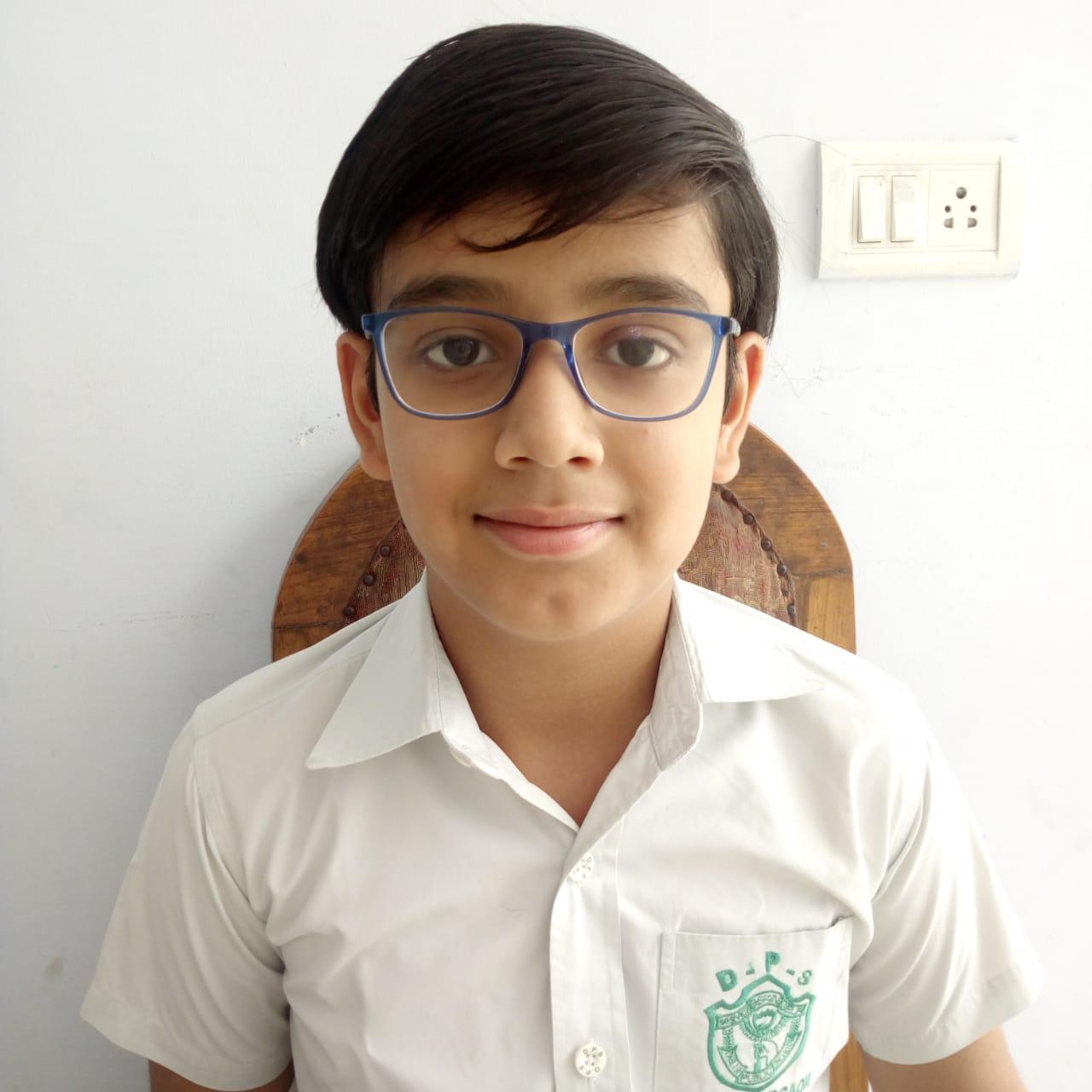 Advait Sharma