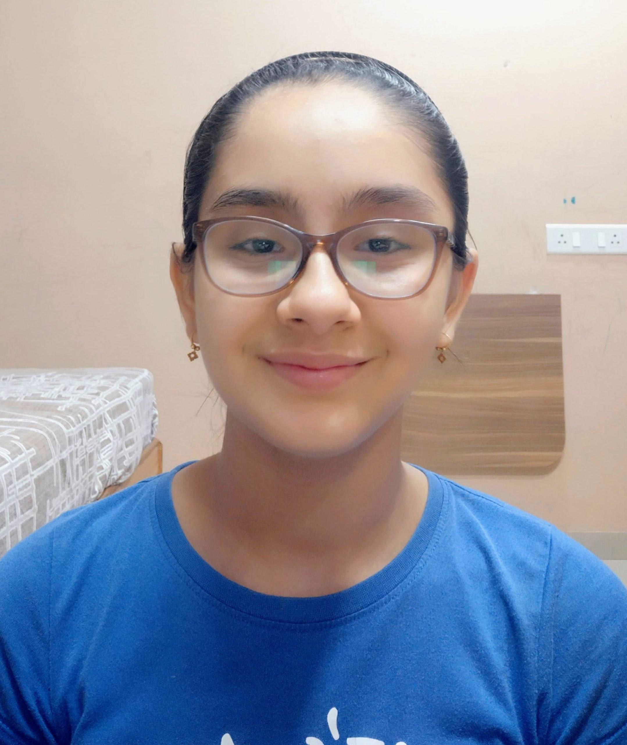 Anushka Ramrakhiani