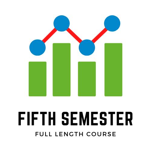 Bachelors of Statistics (Hons.)  Fifth Semester