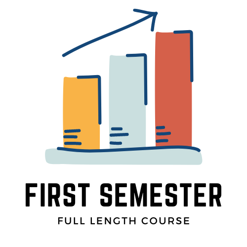 B.Sc Statistics First Semester