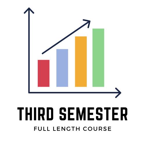 B.Sc Statistics course Third Semester