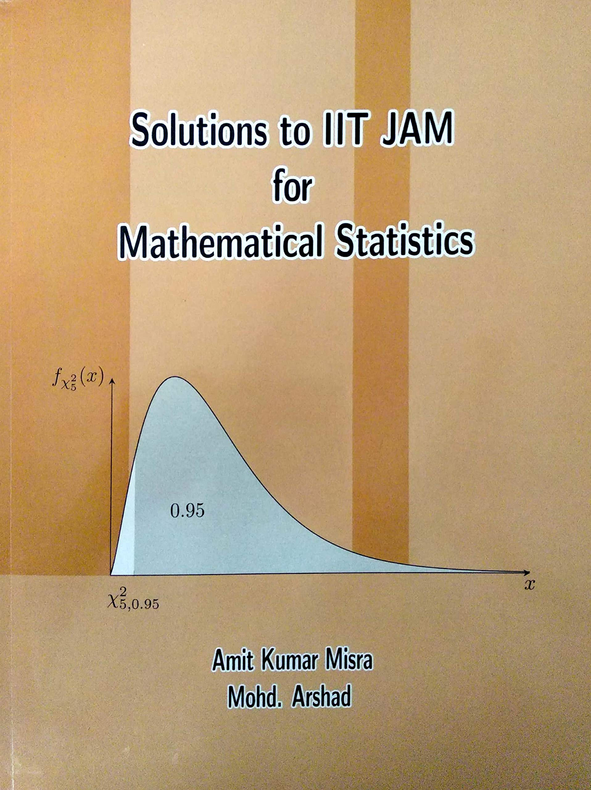 Solutions to IIT JAM for Mathematical Statistics